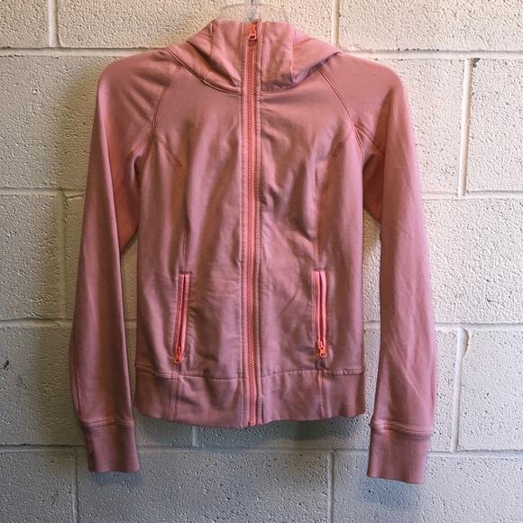 lululemon athletica Jackets & Blazers - lululemon coral jacket sz4 62144